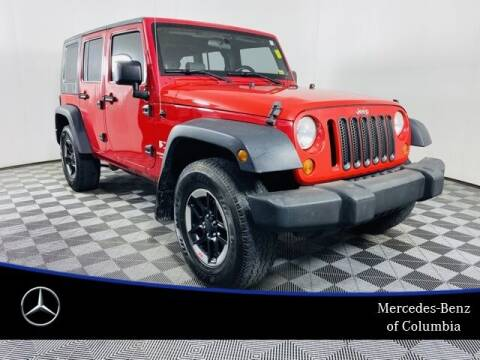 2007 Jeep Wrangler Unlimited for sale at Preowned of Columbia in Columbia MO