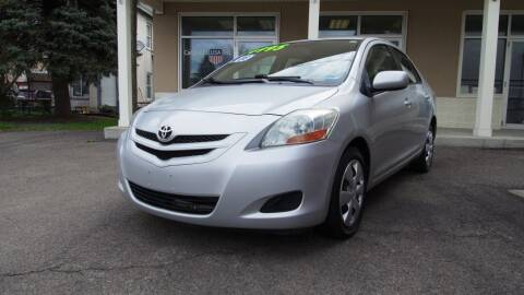 2008 Toyota Yaris for sale at Just In Time Auto in Endicott NY