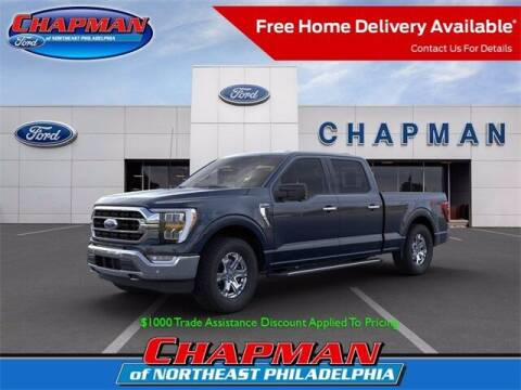 2021 Ford F-150 for sale at CHAPMAN FORD NORTHEAST PHILADELPHIA in Philadelphia PA