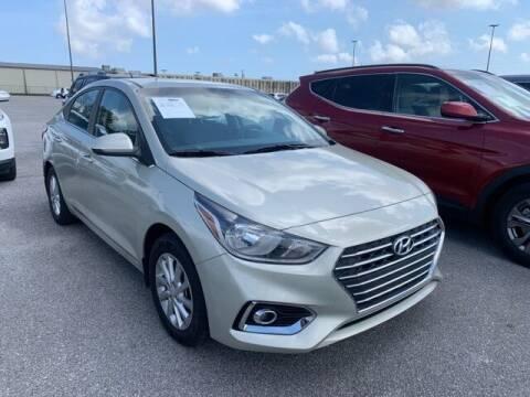 2019 Hyundai Accent for sale at Allen Turner Hyundai in Pensacola FL