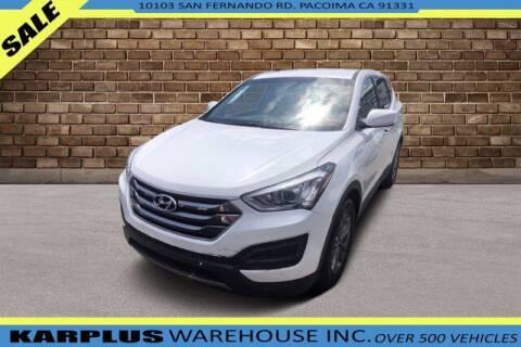 2016 Hyundai Santa Fe Sport for sale at Karplus Warehouse in Pacoima CA