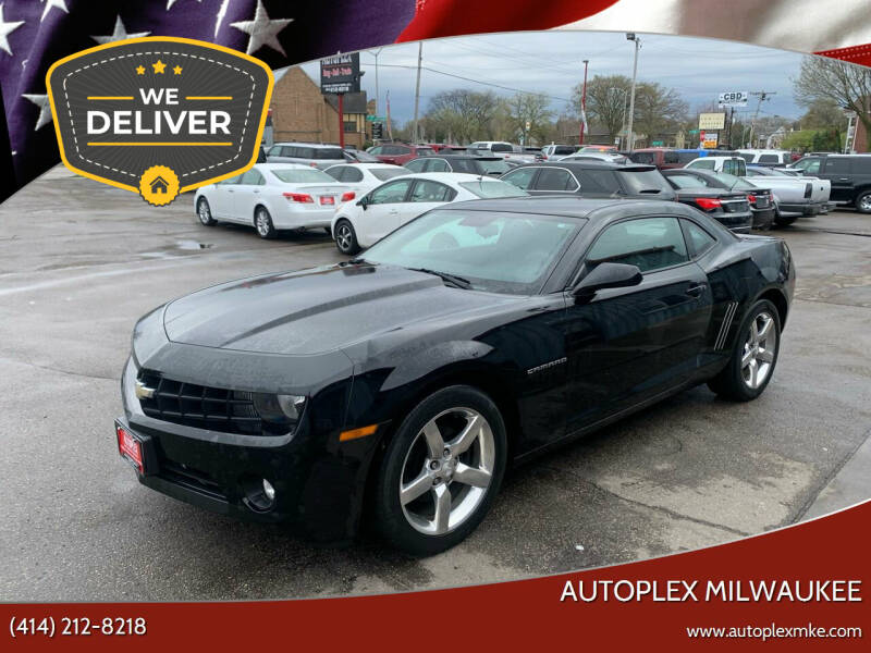 2011 Chevrolet Camaro for sale at Autoplex 2 in Milwaukee WI