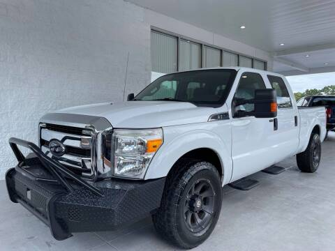 2012 Ford F-250 Super Duty for sale at Powerhouse Automotive in Tampa FL
