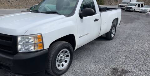 2009 Chevrolet Silverado 1500 for sale at JM Auto Sales in Shenandoah PA
