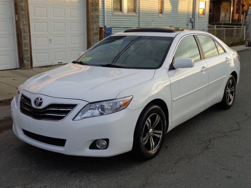 2011 Toyota Camry for sale at Broadway Auto Sales in Somerville MA