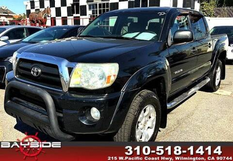 2007 Toyota Tacoma for sale at BaySide Auto in Wilmington CA