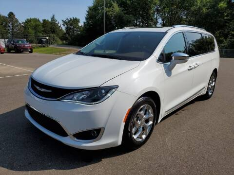 2019 Chrysler Pacifica for sale at Ace Auto in Jordan MN