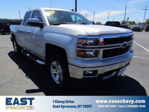 2015 Chevrolet Silverado 1500 for sale at East Syracuse Performance Sales & Service in Syracuse NY