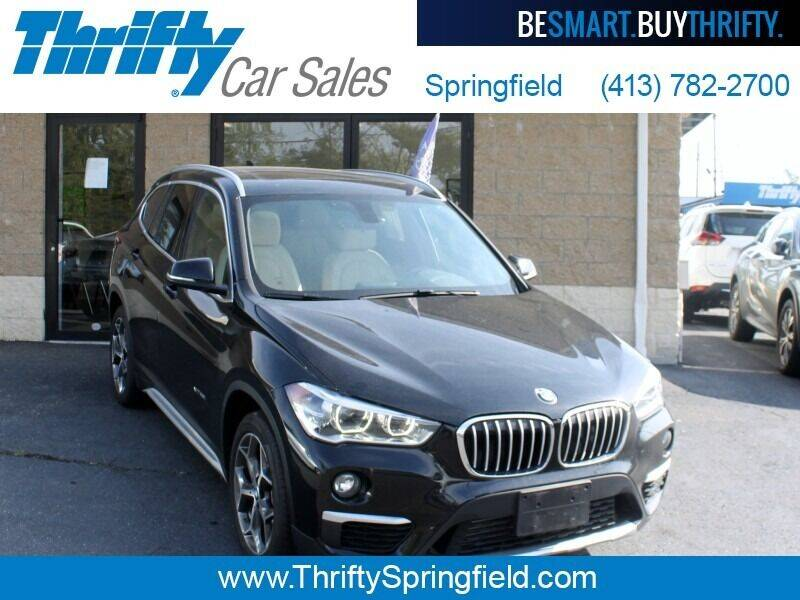 2017 BMW X1 for sale at Thrifty Car Sales Springfield in Springfield MA
