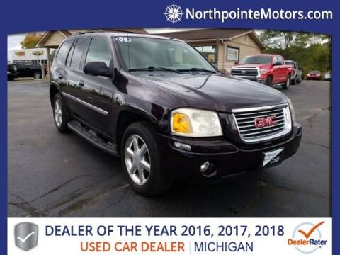 2008 GMC Envoy for sale at Northpointe Motors in Kalkaska MI