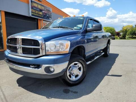 2006 Dodge Ram Pickup 3500 for sale at Lehigh Valley Truck n Auto LLC. in Schnecksville PA