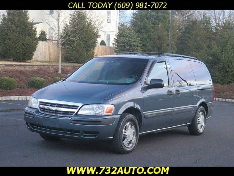 2004 Chevrolet Venture for sale at Absolute Auto Solutions in Hamilton NJ