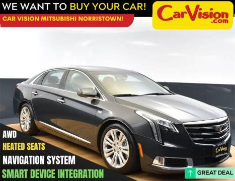 2018 Cadillac XTS for sale at Car Vision Mitsubishi Norristown in Norristown PA
