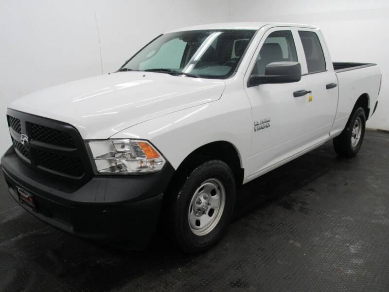 2017 RAM Ram Pickup 1500 for sale at Automotive Connection in Fairfield OH