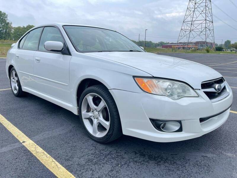 2008 Subaru Legacy for sale at Quality Motors Inc in Indianapolis IN