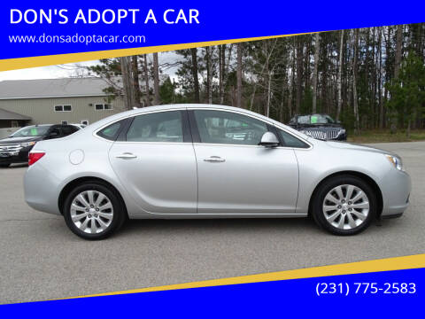 2014 Buick Verano for sale at DON'S ADOPT A CAR in Cadillac MI