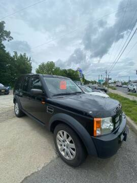 2005 Land Rover LR3 for sale at EAST CHESTER AUTO GROUP INC. in Kingston NY