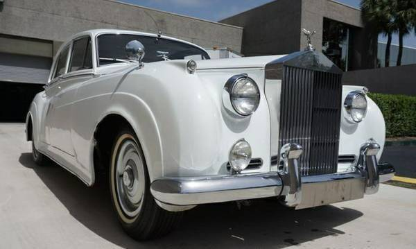 1957 Rolls-Royce Silver Cloud 2