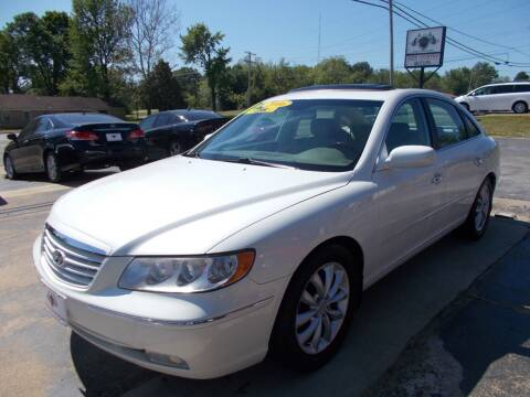 2006 Hyundai Azera for sale at High Country Motors in Mountain Home AR