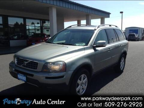 2007 Volvo XC90 for sale at PARKWAY AUTO CENTER AND RV in Deer Park WA