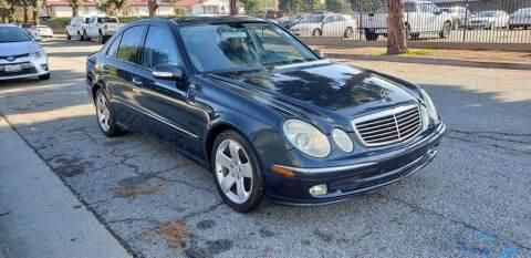2003 Mercedes-Benz E-Class for sale at Alltech Auto Sales in Covina CA
