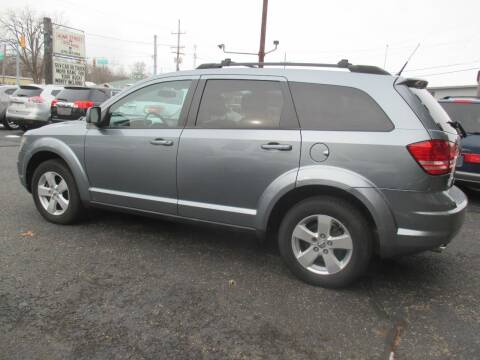 2010 Dodge Journey for sale at Home Street Auto Sales in Mishawaka IN