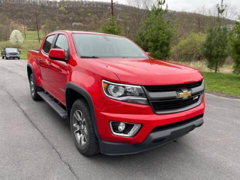 2016 Chevrolet Colorado for sale at Hawkins Chevrolet in Danville PA