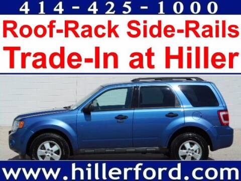 2010 Ford Escape for sale at HILLER FORD INC in Franklin WI