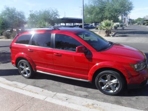 2016 Dodge Journey for sale at J & E Auto Sales in Phoenix AZ