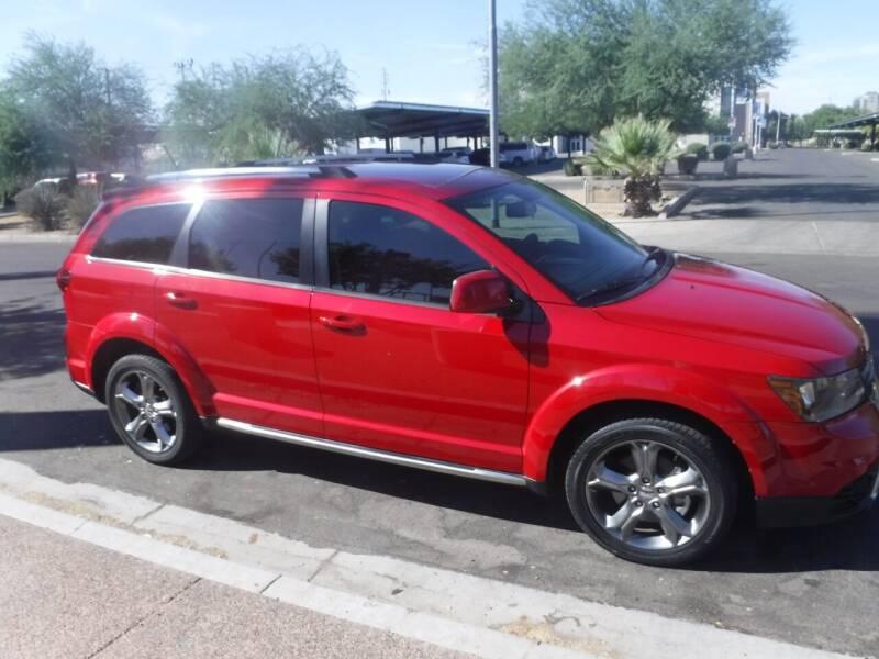 2016 Dodge Journey for sale at J & E Auto Sales in Phoenix AZ