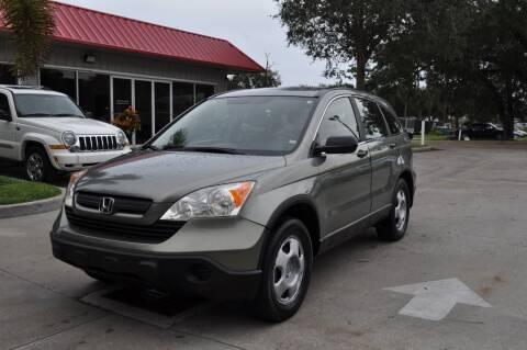 2007 Honda CR-V for sale at STEPANEK'S AUTO SALES & SERVICE INC. in Vero Beach FL