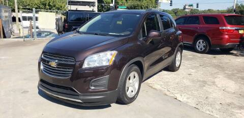 2015 Chevrolet Trax for sale at On The Road Again Auto Sales in Doraville GA