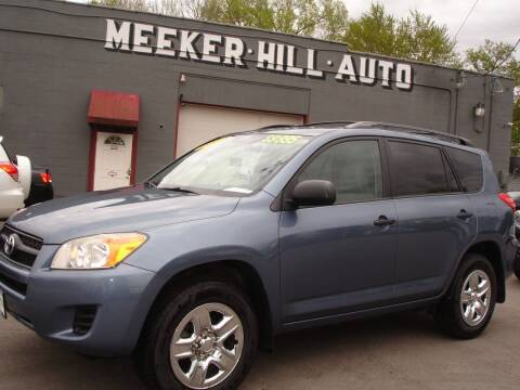 2012 Toyota RAV4 for sale at Meeker Hill Auto Sales in Germantown WI