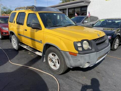 2004 Nissan Xterra for sale at Mike Auto Sales in West Palm Beach FL