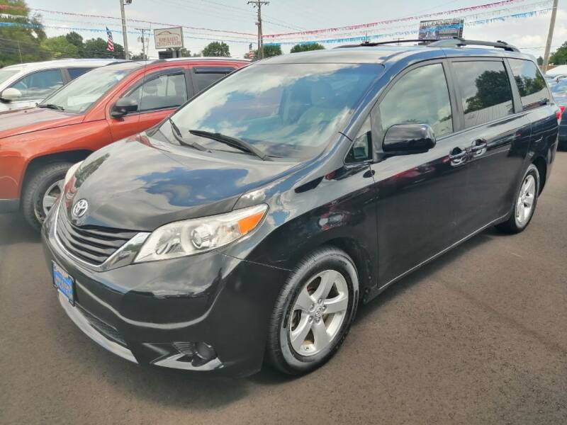 2011 Toyota Sienna for sale at KRIS RADIO QUALITY KARS INC in Mansfield OH