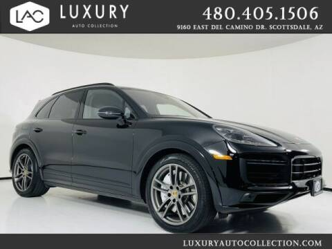 2019 Porsche Cayenne for sale at Luxury Auto Collection in Scottsdale AZ