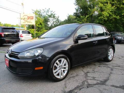 2010 Volkswagen Golf for sale at AUTO STOP INC. in Pelham NH