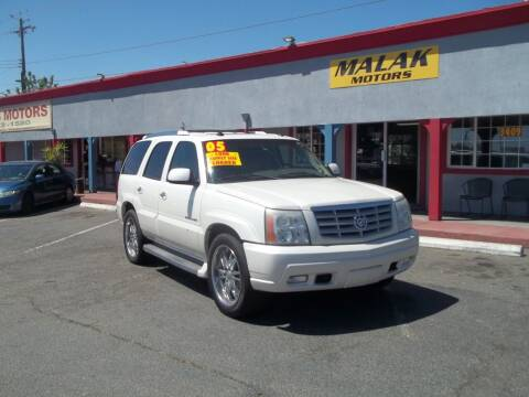 2005 Cadillac Escalade for sale at Atayas Motors INC #1 in Sacramento CA