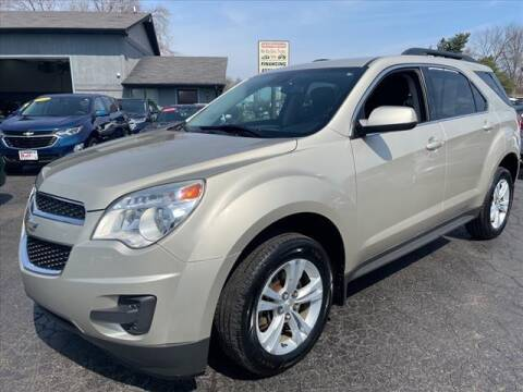 2013 Chevrolet Equinox for sale at HUFF AUTO GROUP in Jackson MI
