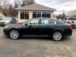 2015 Lincoln MKS for sale at Auto Galaxy Inc in Grand Rapids MI