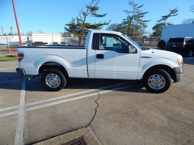 2010 Ford F-150 for sale at Vail Automotive in Norfolk VA