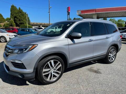 2016 Honda Pilot for sale at Modern Automotive in Boiling Springs SC