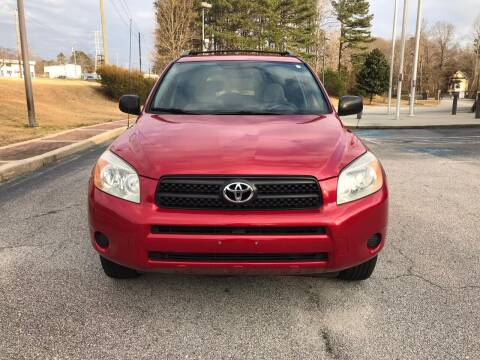 2006 Toyota RAV4 for sale at Affordable Dream Cars in Lake City GA
