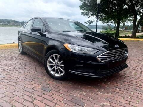 2017 Ford Fusion for sale at PUTNAM AUTO SALES INC in Marietta OH