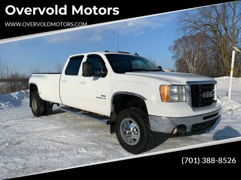 2010 GMC Sierra 3500HD for sale at Overvold Motors in Detriot Lakes MN