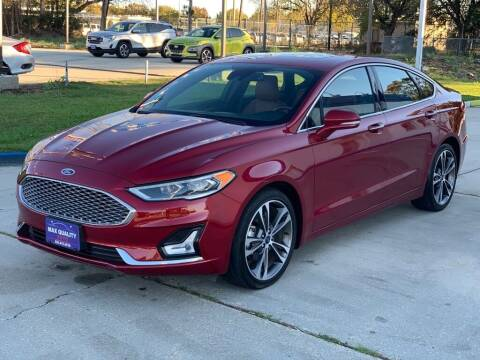 2019 Ford Fusion for sale at Max Quality Auto in Baton Rouge LA