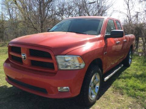 2012 RAM Ram Pickup 1500 for sale at Allen Motor Co in Dallas TX