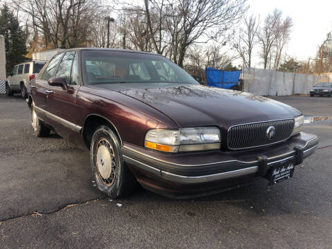 1996 Buick LeSabre for sale at PARK AVENUE AUTOS in Collingswood NJ
