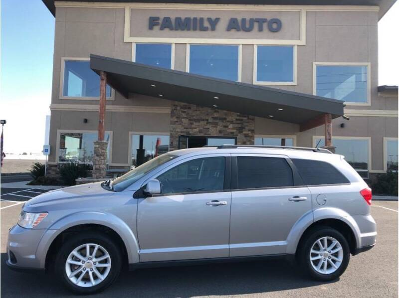 2016 Dodge Journey for sale at Moses Lake Family Auto Center in Moses Lake WA