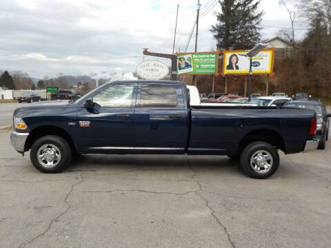 2012 RAM Ram Pickup 2500 for sale at EAST MAIN AUTO SALES in Sylva NC